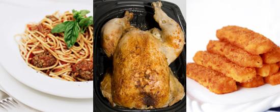 Easy Family Dinners 2010-09-21 14:00:00
