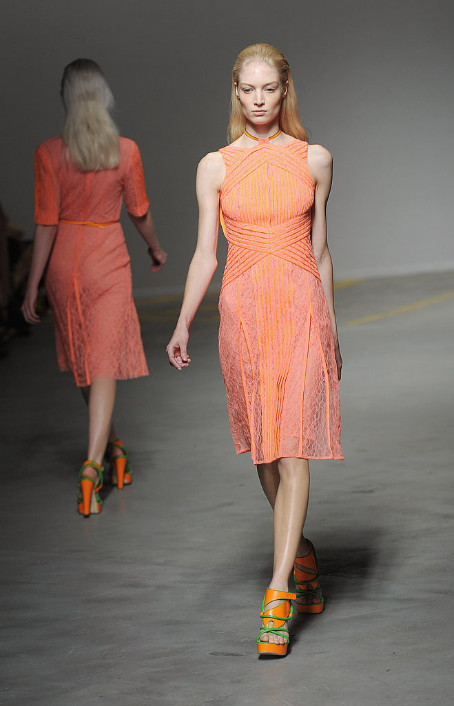 2011 Spring London Fashion Week: Christopher Kane ...
