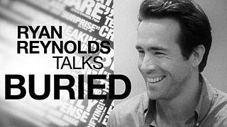 Ryan Reynolds Talks About Buried and Reveals Who He'd Call in a Crisis