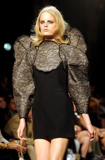 Spring 2011 Milan Fashion Week: Francesco Scognamiglio