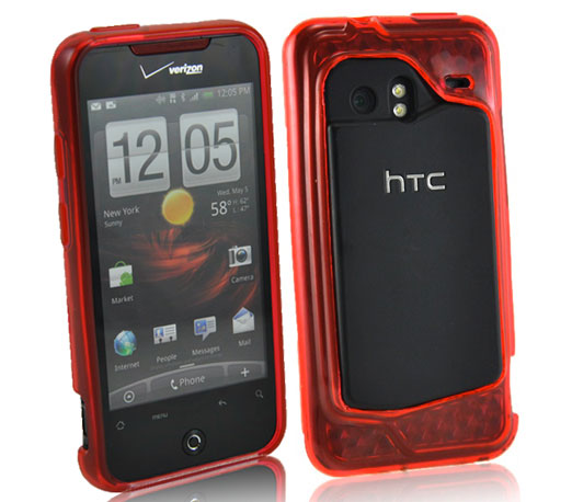 Extended Battery Fit Hard Rubber Case ($25)