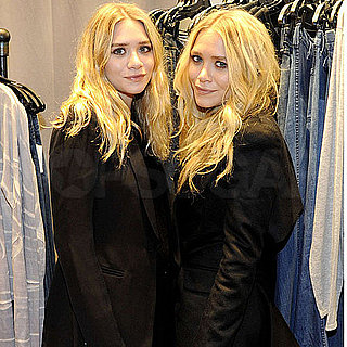 Pictures of Mary-Kate and Ashley Olsen at Elizabeth and James Event in New York