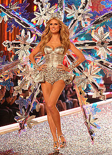 A gallery of pictures from Victoria's Secret as Heidi Klum Quits Modelling for the Lingerie Chain