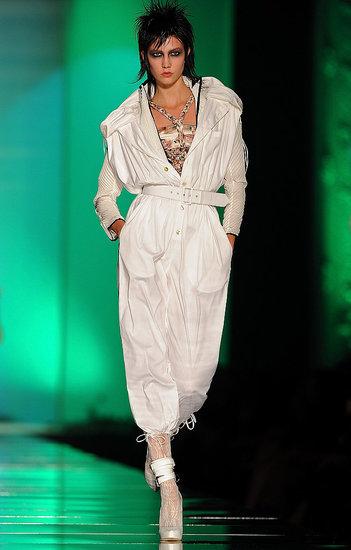 Spring 2011 Paris Fashion Week: Jean-Paul Gaultier