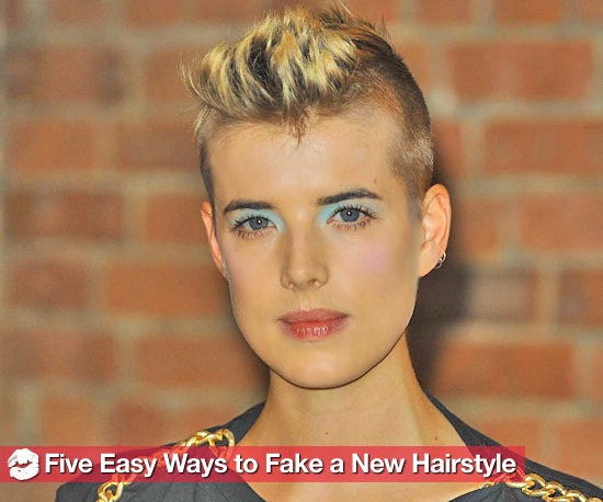 Five Easy Ways to Fake a New Haircut