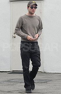 Pictures of Robert Pattinson in LA