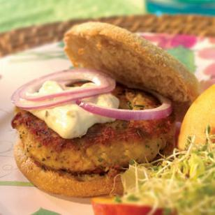 Crab Cake Burger Recipe