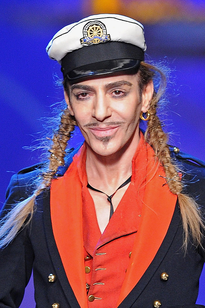 Paris: John Galliano at Christian Dior