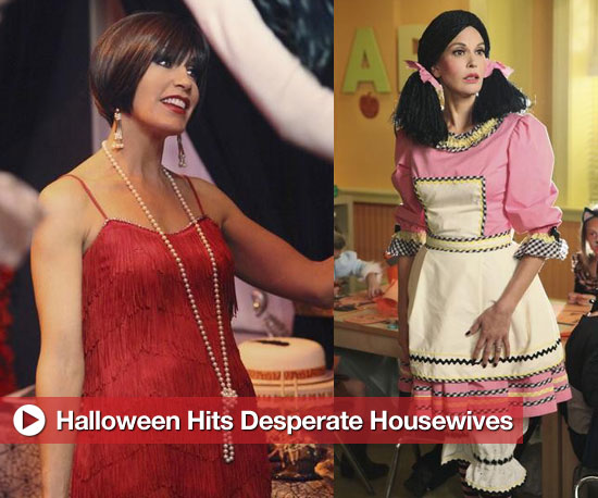 Halloween Pictures From Desperate Housewives 2010-10-13 07:30:00