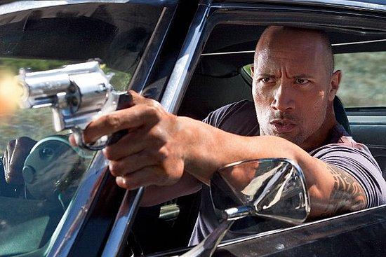 Faster Trailer Starring Dwayne Johnson, Billy Bob Thornton, and Maggie Grace