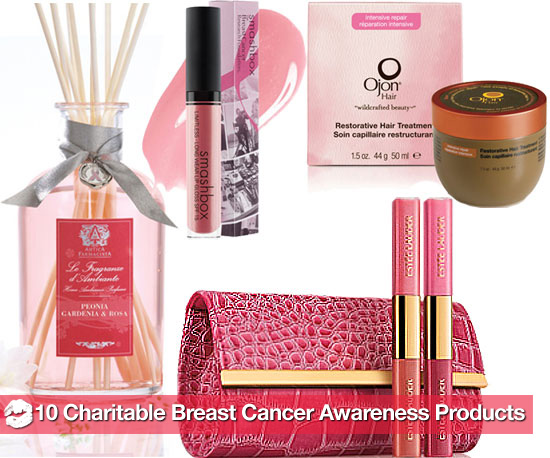 10 Breast Cancer Awareness Products That Are Actually Charitable