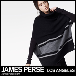 Comment and Win a $500 Gift Card to James Perse (Don't Pinch Yourself, This Is No Dream)