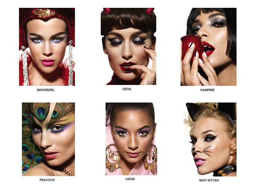 Get Your Makeup Done at Sephora For Halloween