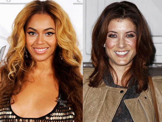 Beyonce and Kate Walsh Launch New Fragrances