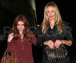 Slide Picture of Cameron Diaz and Joanna Garcia Together in LA