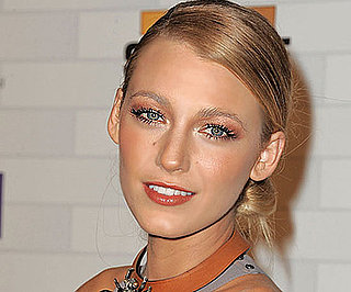 New Pictures of Blake Lively's Makeup at the Spike TV Scream Awards