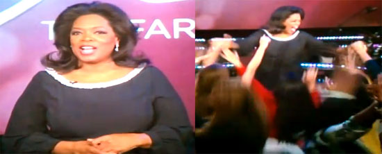 Oprah Gives Away Kinect and Xbox 360