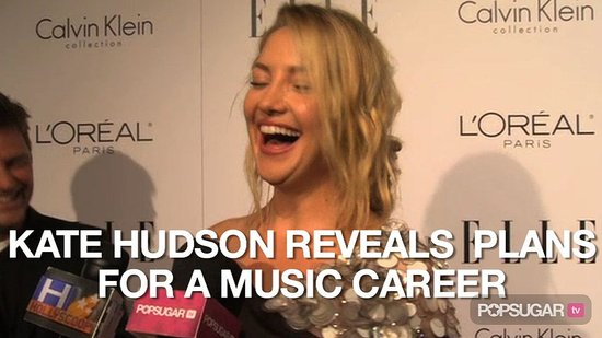 Video of Kate Hudson, Gwyneth Paltrow, Jake Gyllenhaal, and More at Elle's Women in Hollywood Event