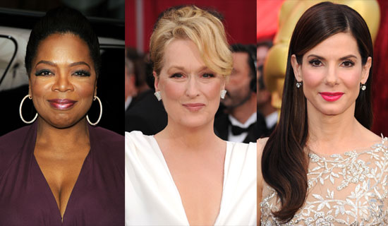 Oprah Winfrey, Meryl Streep, Sandra Bullock to Star in Michael Patrick King's New Movie 2010-10-22 14:30:33