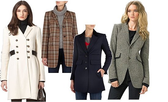 Shop the Best Riding Coats for Fall 2010