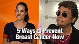 Expert Tips on 5 Ways to Prevent Breast Cancer For Breast Cancer Awareness Month