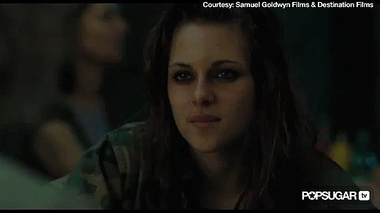 Video of Kristen Stewart in New York For Welcome to the Rileys