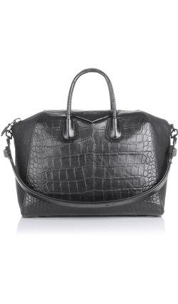 Givenchy - ANTIGONA LARGE LEATHER BAG