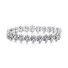 Tiffany & Co. - Schlumberger Lynn bracelet with diamonds