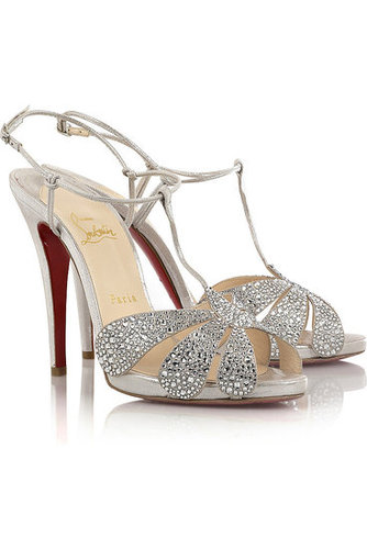 Christian Louboutin-Margi Diams 120 sandals