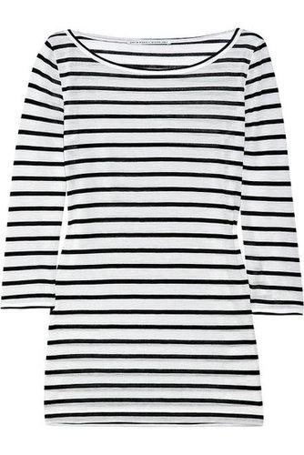 DAY Birger et Mikkelsen-Striped jersey top