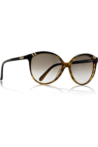Chloé - Belladone cat-eye-frame acetate sunglasses
