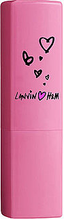 Lanvin Lipstick for H&M Sneak Peek