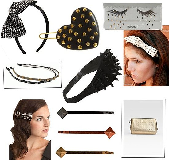 Studded Beauty Accessories