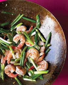 Healthy, Fast, and Easy Shrimp Stir-Fry Recipe