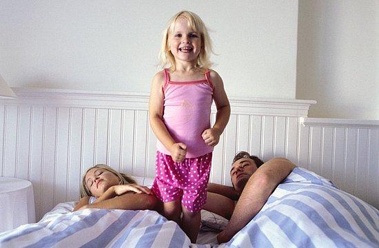 Parents Don't Get Much Sleep