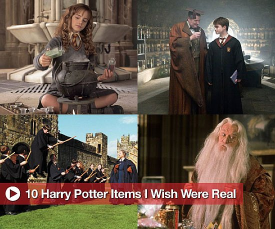 Sugar Shout Out: Items to Covet From Harry Potter's Wizarding World