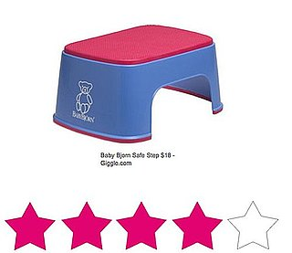 Review of Baby Bjorn Safe Step