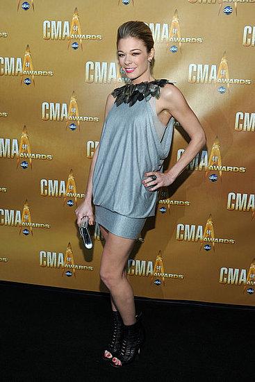 Leann Rimes(2010 CMA Awards)