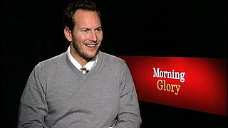 Video of Patrick Wilson Talking About Love Scenes With Rachel McAdams