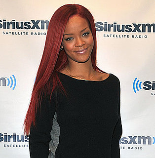 Rihanna's Long Red Hair: Picture and Poll