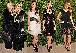 Blake Lively, Leighton Meester, Carey Mulligan at the CFDA Fashion Fund Awards