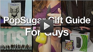 Gift Guide For Men 2010: Christmas and Hanukkah Presents For Guys