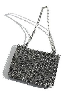 Paco Rabanne Is Consulting on His Namesake Label's Relaunch, Which Is Starting with the Iconic 1969 Chain-Mail Bag