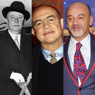 Christian Dior, Christian Lacroix and Christian Louboutin Quiz