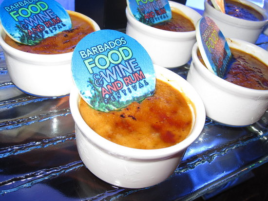 Pictures From 2010 Food Wine and Rum Festival in Barbados
