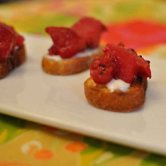 Easy Cranberry Appetizer Recipe