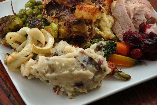 Do You Eat Anything You Want on Thanksgiving?
