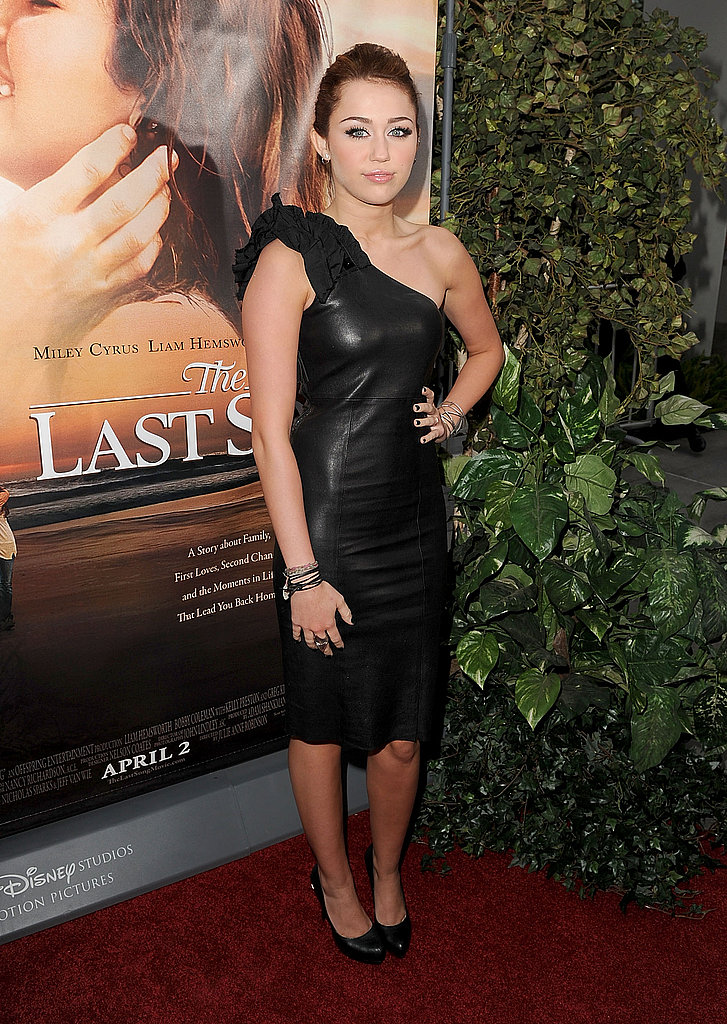 March 2010: Premiere of The Last Song