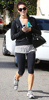 Pictures of Ashley Greene Leaving the Gym in LA 2010-11-24 13:30:00
