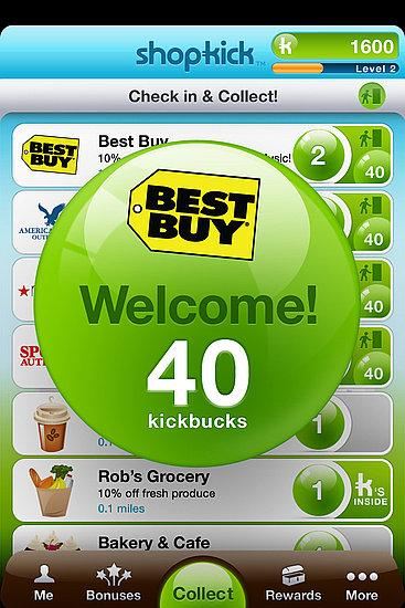 Shopkick App Holiday Sweepstakes